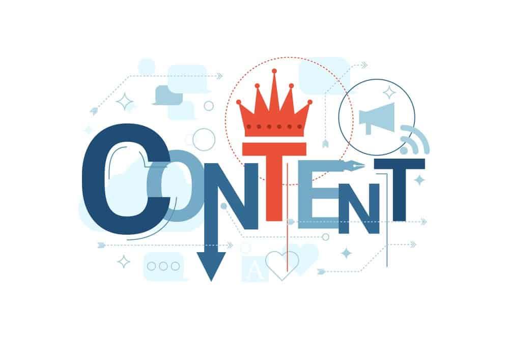 שיווק באמצעות תוכן וכתיבת תכנים